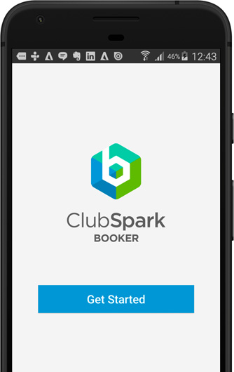 ClubSpark Booker App
